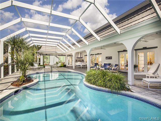 Naples Fl 34108 Listing 213511542 Dream Pool Indoor Indoor Swimming Pool Design Pool Houses