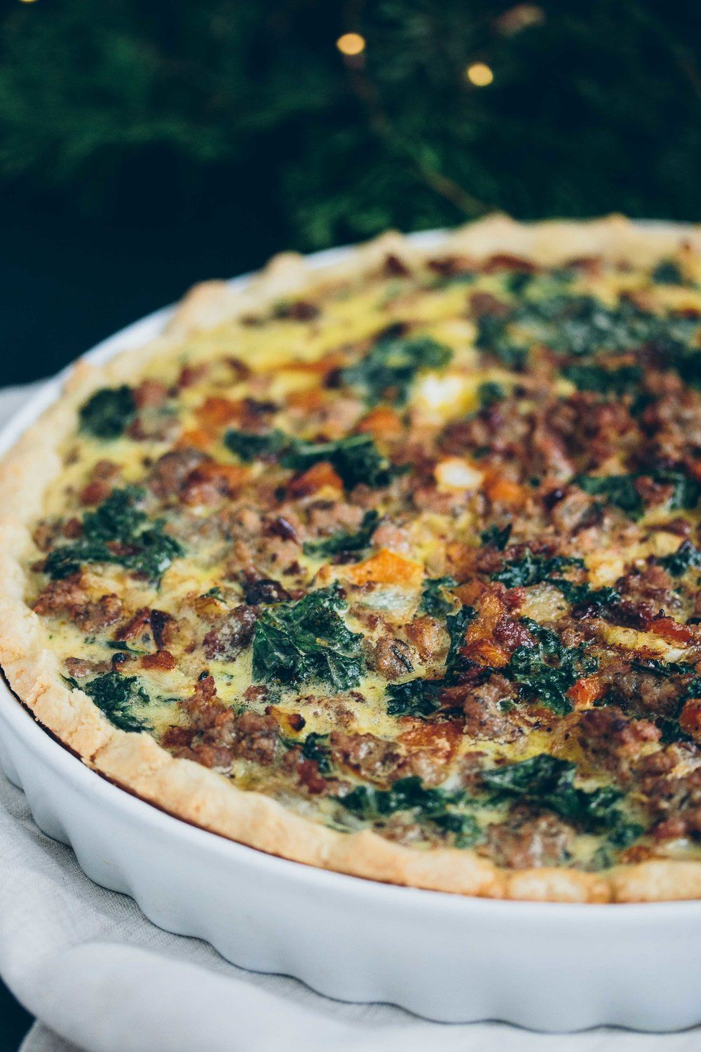 Christmas Morning Quiche Bare Root Girl Christmas Quiche Quiche Recipes Quiche