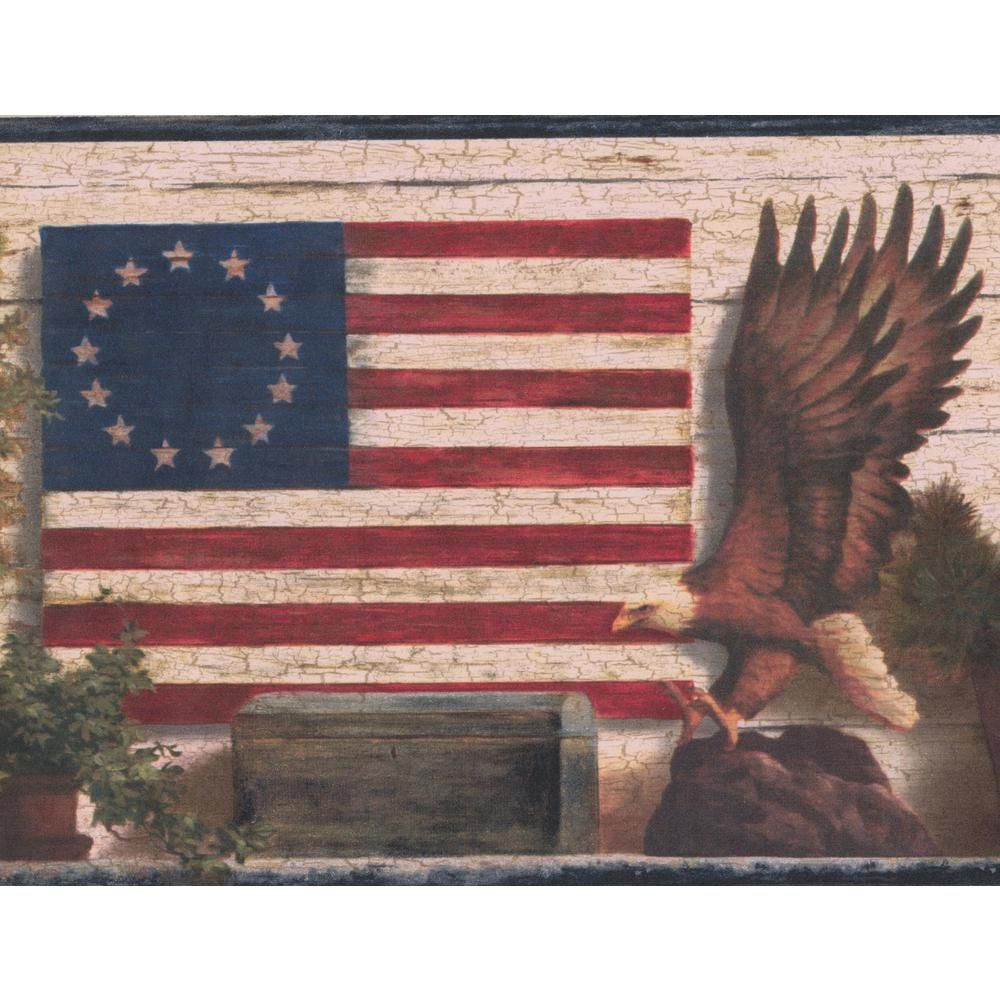 Chesapeake God Bless America Betsy Ross Original American