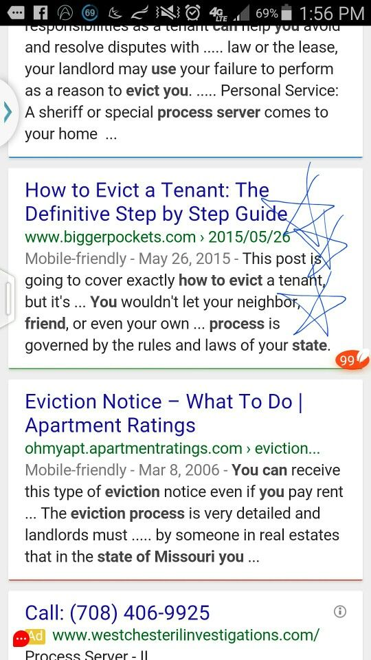 CHECK IT OUT (CIO)*** 06/15 EVICTION PROCESS Pinterest