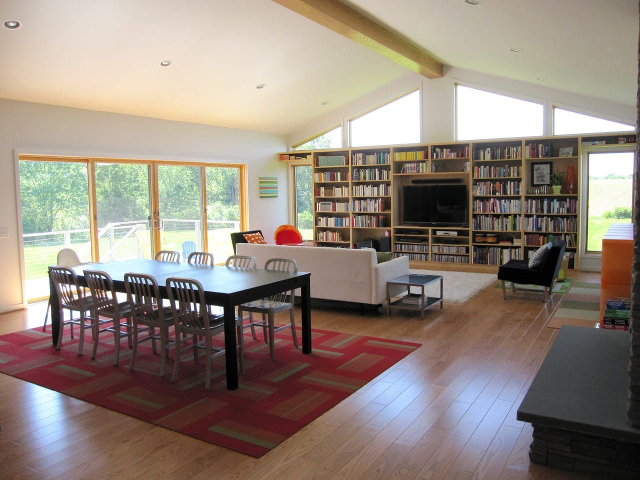 Paul & Jackie's Modern Rochester Ranch | House, Home ...