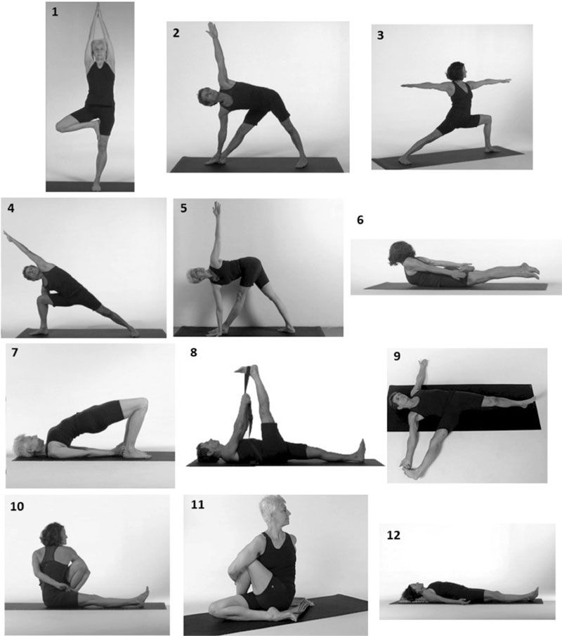 Can 12 Minutes Of Daily Yoga Really Increase Bone Density And Fight Osteoporosis Sixty And Me Yoga For Osteoporosis Increase Bone Density Osteoporosis Exercises