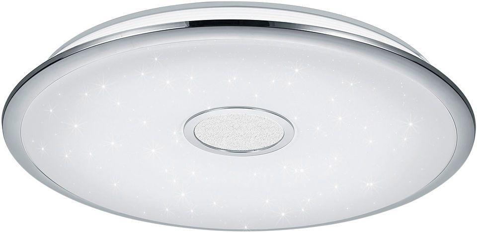 Trio Leuchten, LED Deckenleuchte, Ø 67 cm, mit Fernbedienung - deckenleuchten für badezimmer