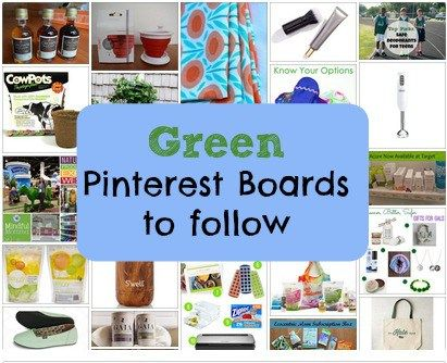 If green & healthy living is your thing, you'll love these Green Pinterest Boards - covering everything from healthy food to natural beauty, DIYs, health remedies and more!