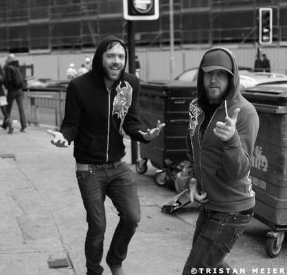 Quinn And Dan Quinn My Chemical Romance Bert Mccracken
