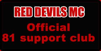 RED DEVILS MC ITALY   OFFICIAL SUPPORT CLUB TO HELLS ANGELS MC