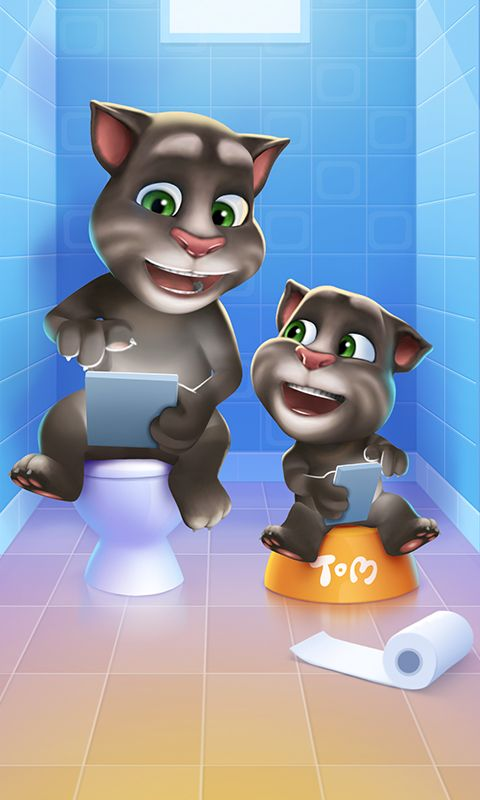 Amazon Com My Talking Tom Appstore For Android My Talking Tom Talking Tom Toms