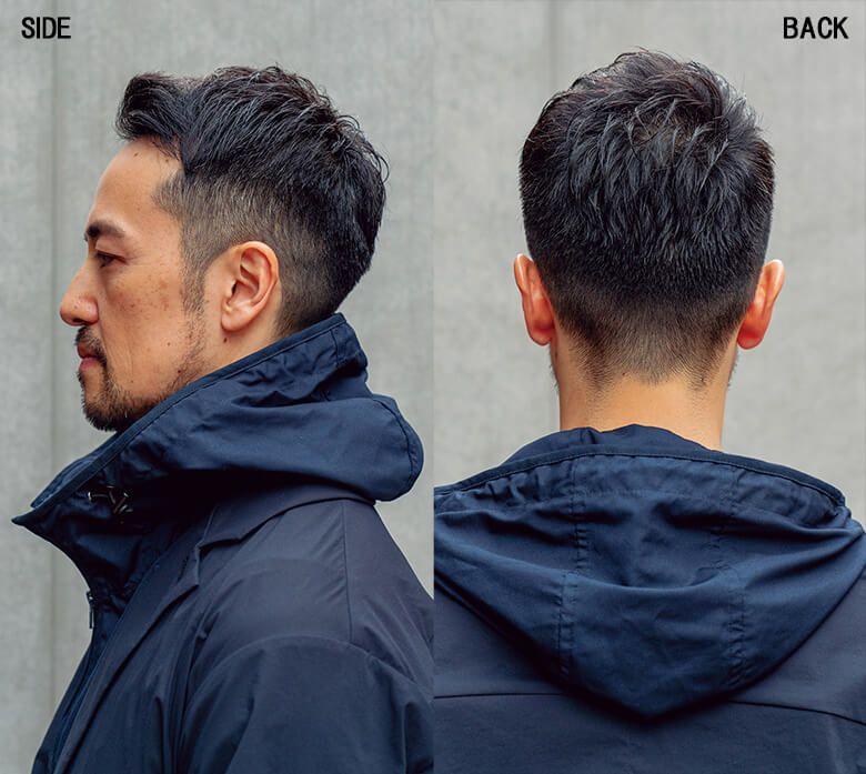 下町の人気サロン カードル が提案する 40代に似合う男らしいショート Oceans オーシャンズウェブ アジアの男性のヘアスタイル メンズヘアカット 髪型 ショート メンズ