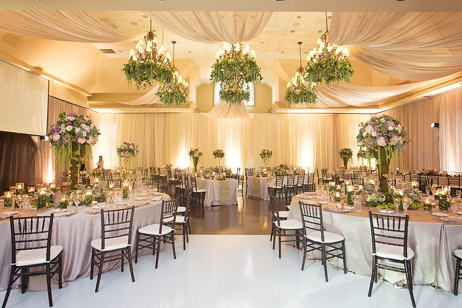 Our Most Memorable Wedding The Entire Taunton Ballroom Draped And
