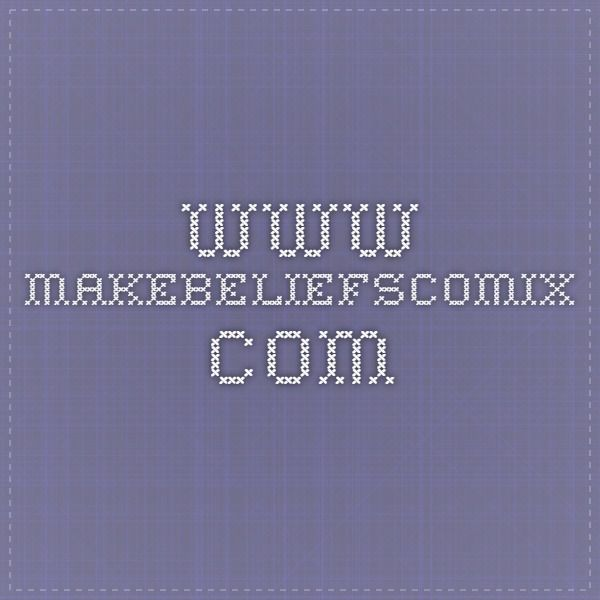 It is an image of Magic Www Makebeliefscomix Com