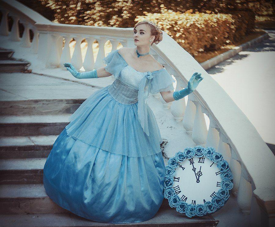 Cinderella (Original Version) Model:Sophie Letyago
