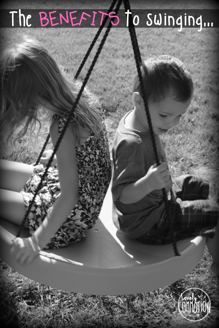 Benefits of swinging — 4