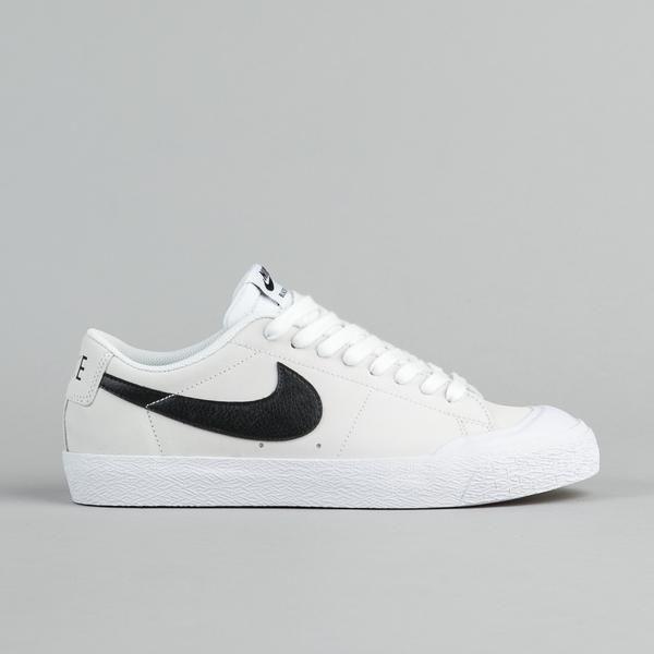 on sale b2850 d3be2 Nike SB Blazer Low XT Shoes - Summit White   Black - White - Gum Light Brown