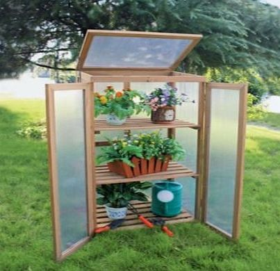 Pin by Brandy Lynn on Green Houses   Pinterest   Mini greenhouse ...