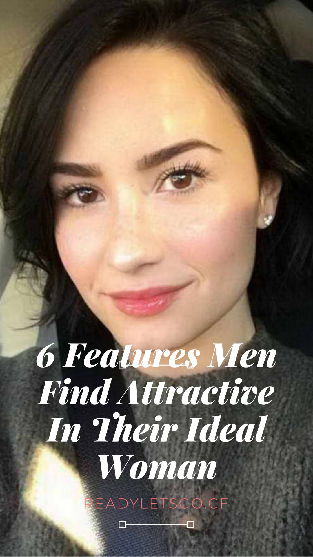 What features do men find attractive