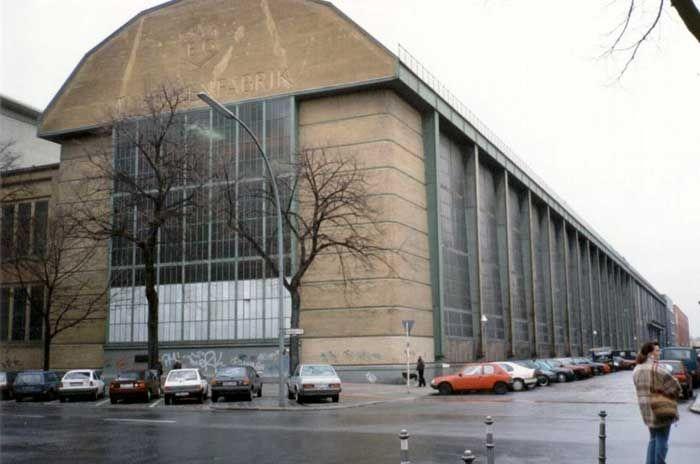Behrens Edificio Turbinas Berlin Bauhaus Pinterest