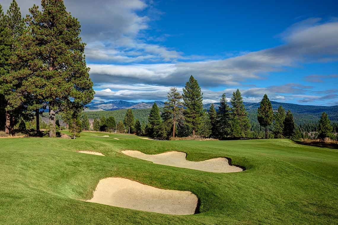The Greatest offers at Tahoe with two course packages ...