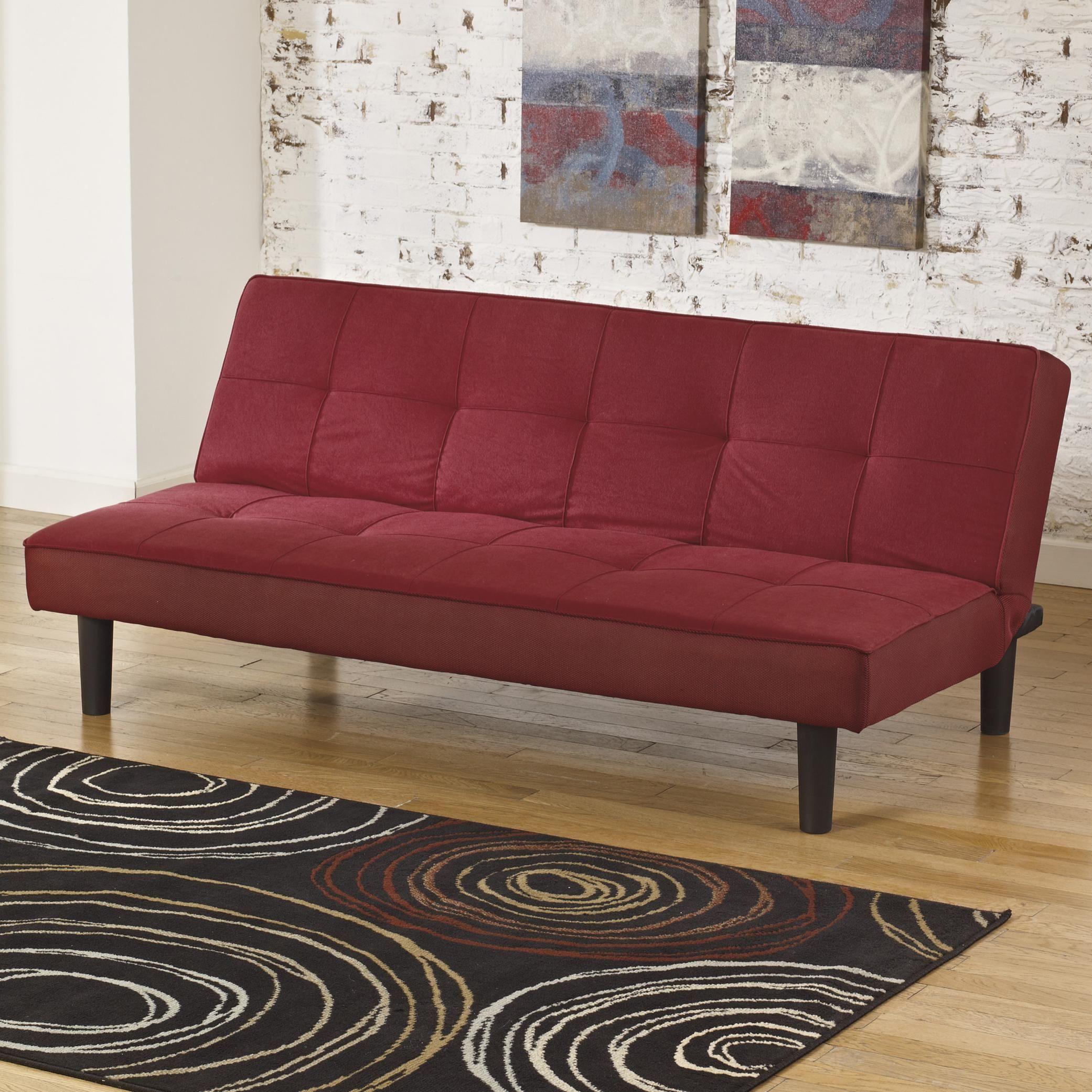 Superbe Vara   Red Flip Flop Sofa