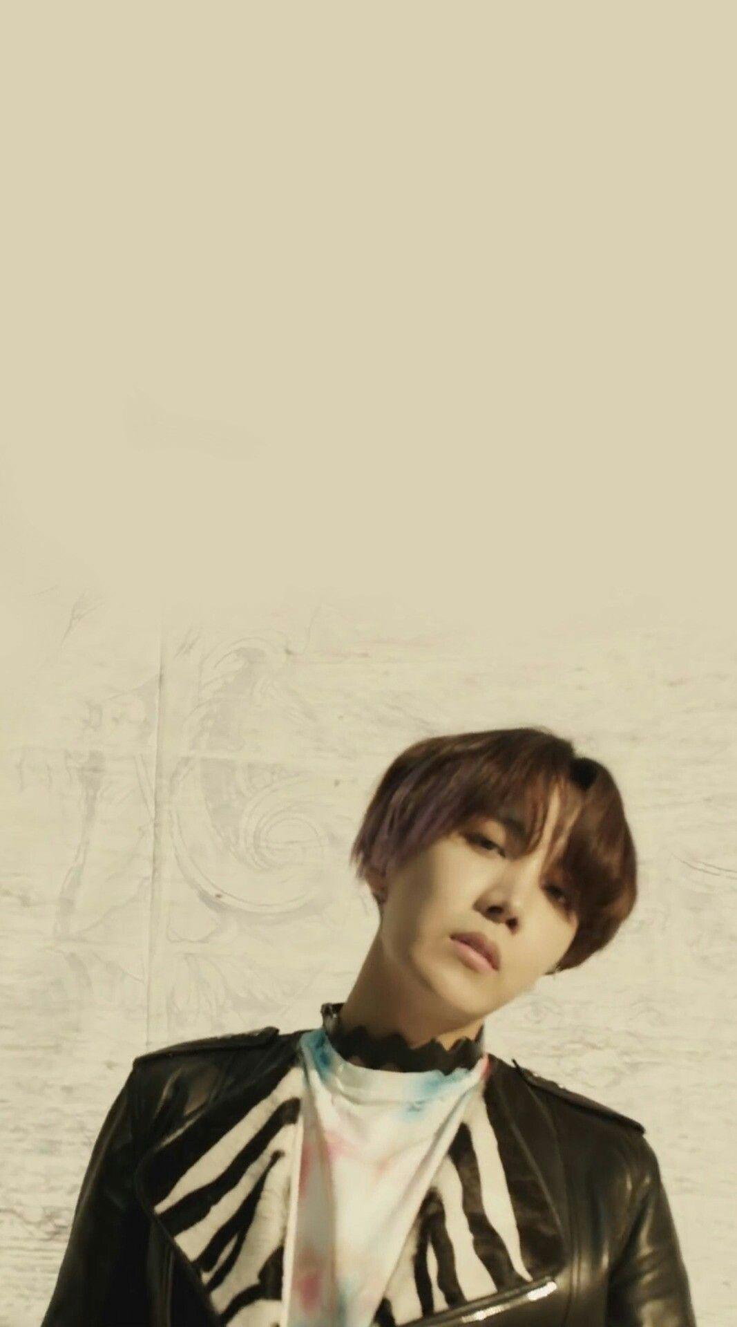 Bts Fake Love Jhope Wallpaper Photoshoot Bts Album Bts