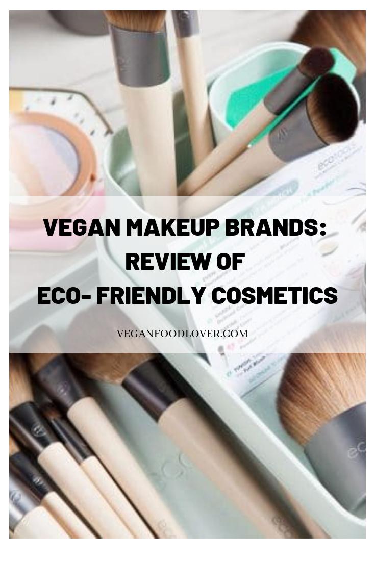 Vegan Makeup Brands Review Of Ecco Friendly Cosmetics