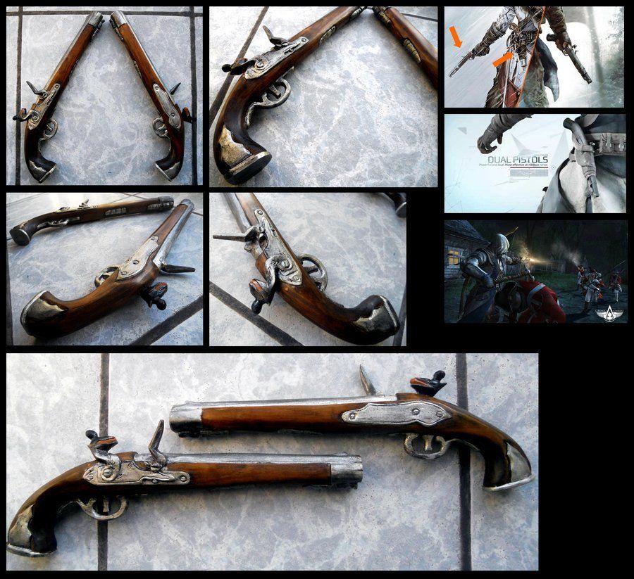 assassins creed 3 iron tomahawk recipe location
