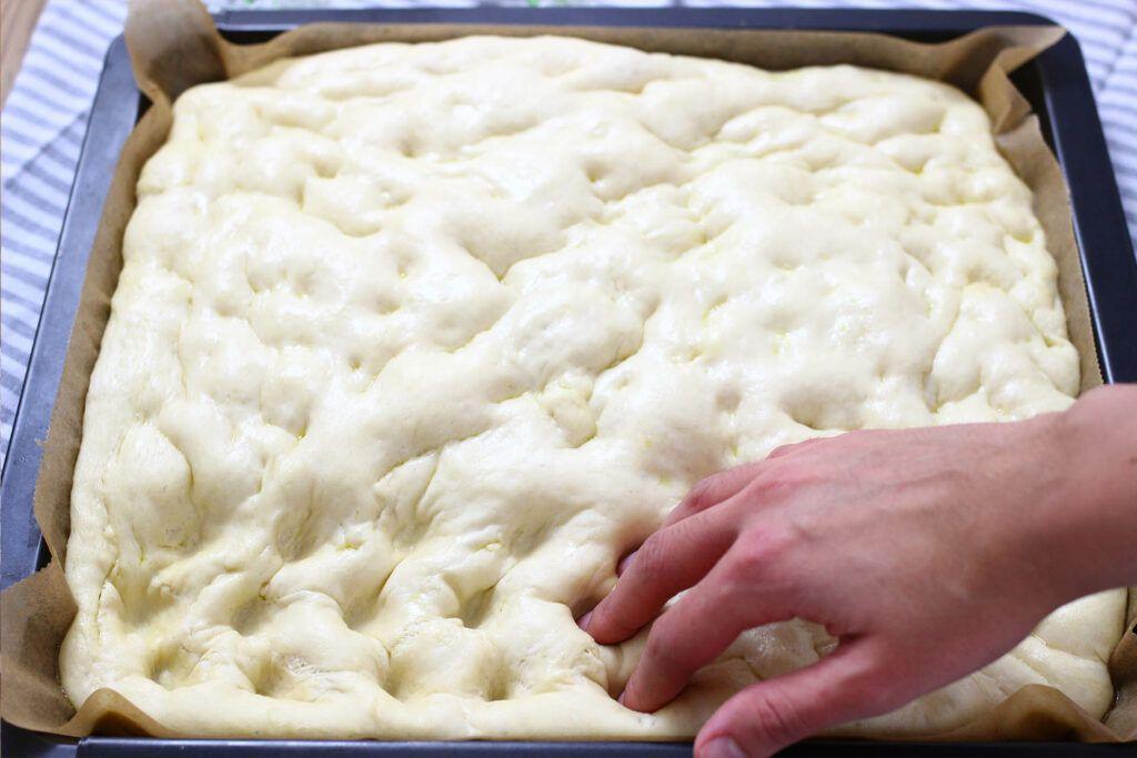 Ricetta Focaccia Genovese Benedetta.Focaccia Soffice Fatto In Casa Da Benedetta Ricette Ricette Di Cucina Ricette Facili