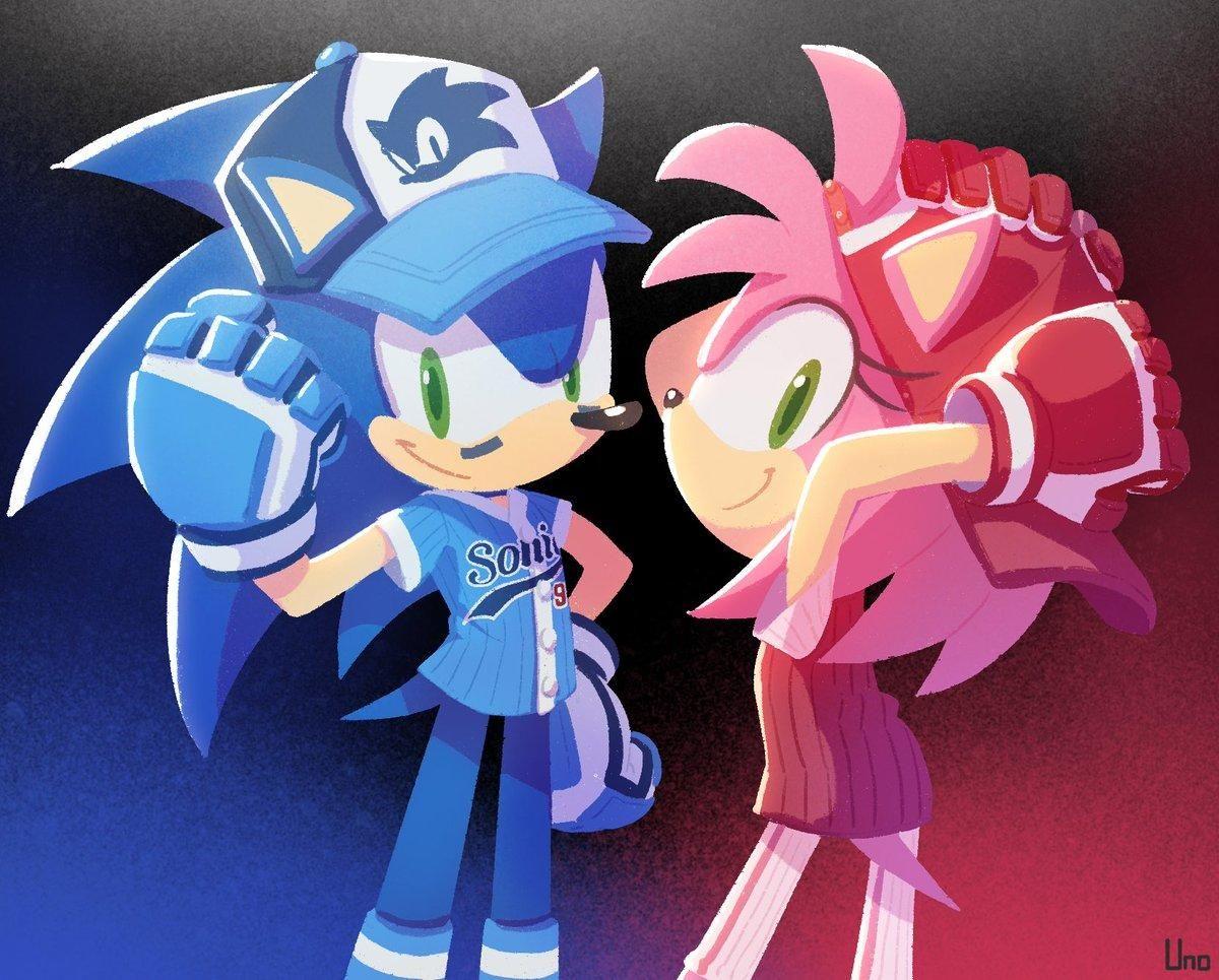 Sonic Baseball Sonic The Hedgehog In 2020 Sonic The Hedgehog Sonic Hedgehog Art