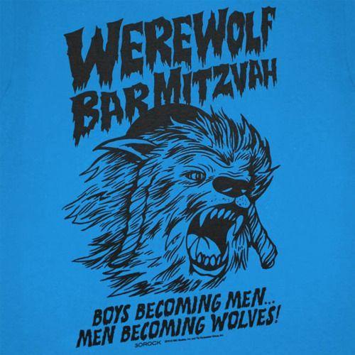 Werewolf Bar Mitzvah | 30 Rock Wiki - 30rock.fandom.com