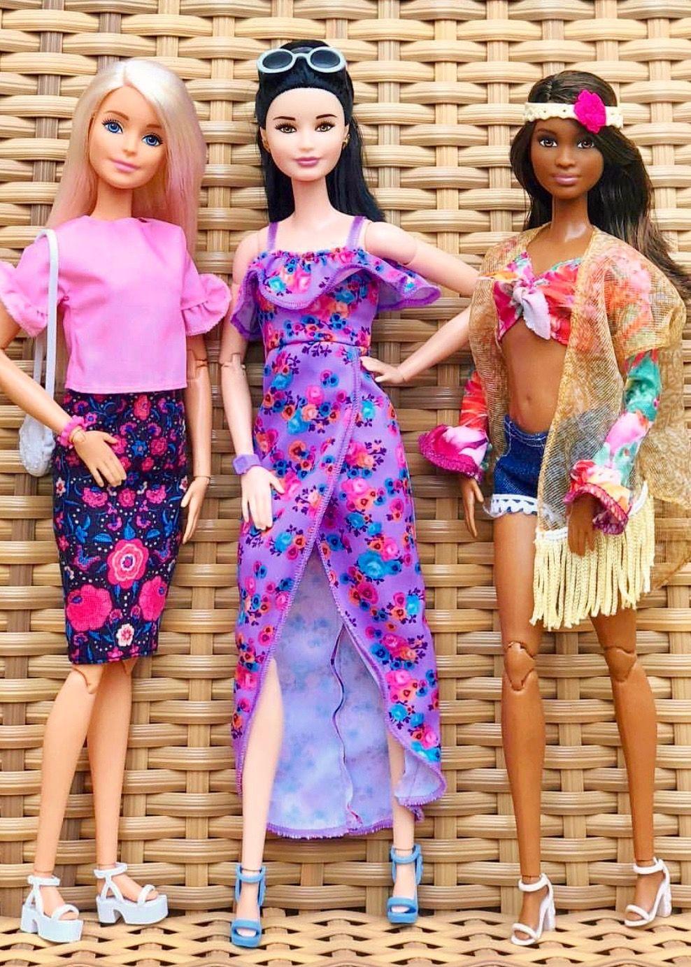 ec3992867ca3 rayabrasax 13010   Barbie Fashion en 2019   Muñecas barbie, Barbie y ...