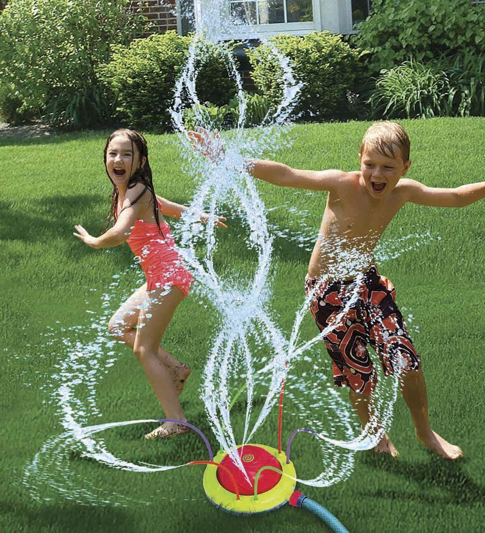 Hydro Swirl Spinning Sprinkler | Kid Toy\'s | Pinterest | Sprinkler