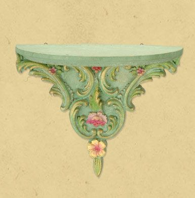 Michael Negrin decorative wall sconce/shelf | Michal negrin ...