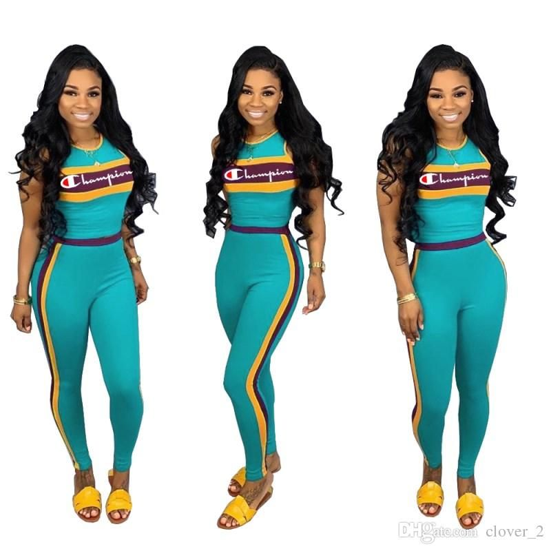 Women Two Piece Tie Dye Outfits Long Sleeve Shirt and High Waist Pants Tracksuit Jumpsuit