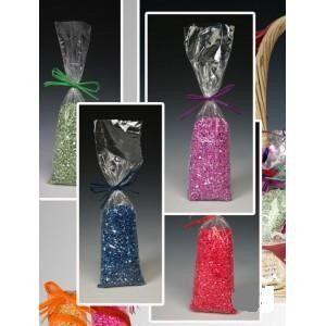 Bolsa de arroz de colores