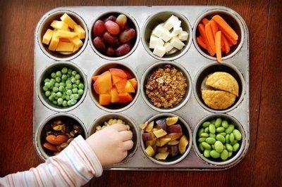 toddler snack tray