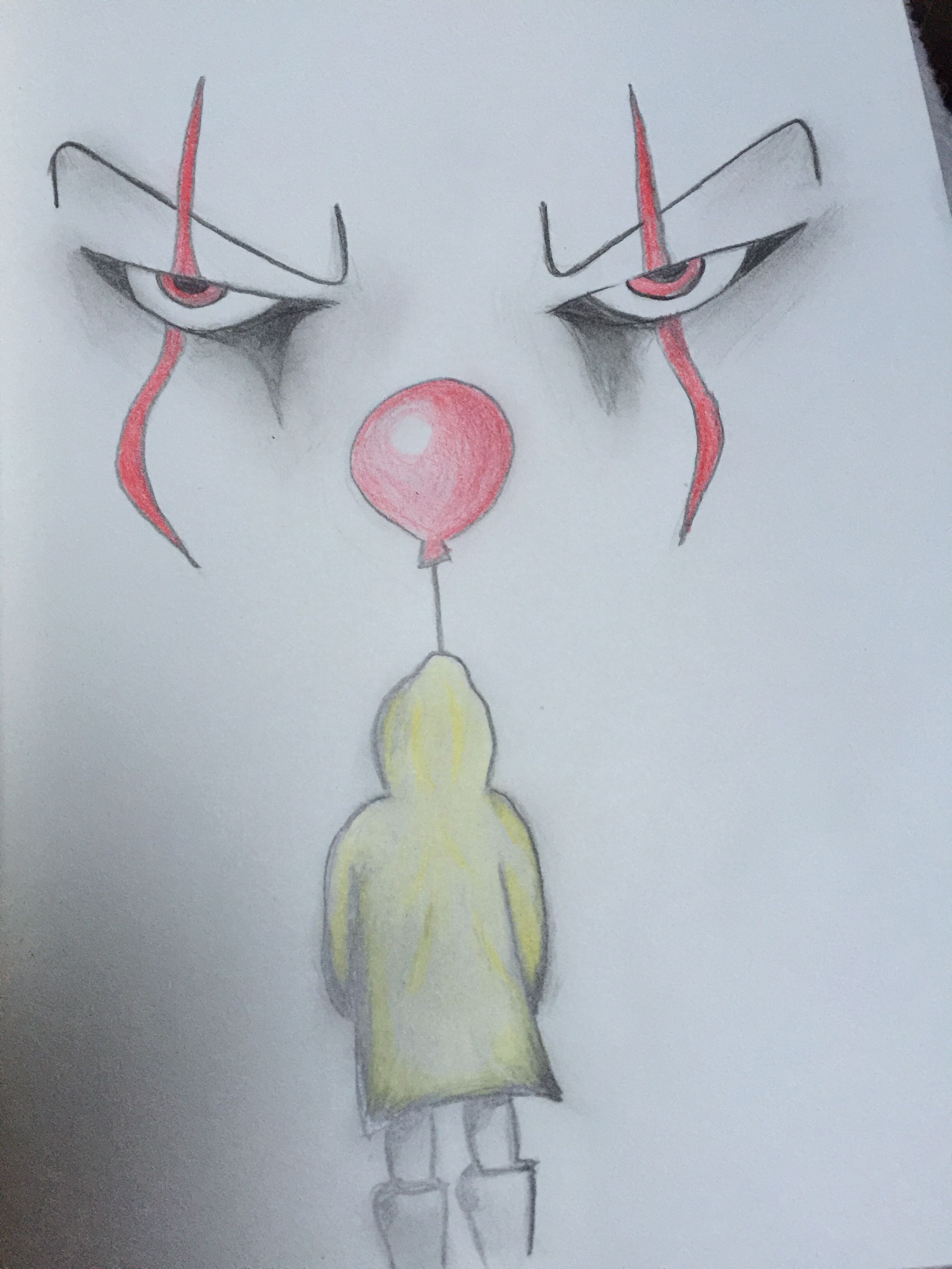 Pin by street soldia on Me | Scary drawings, Drawings, Art ...