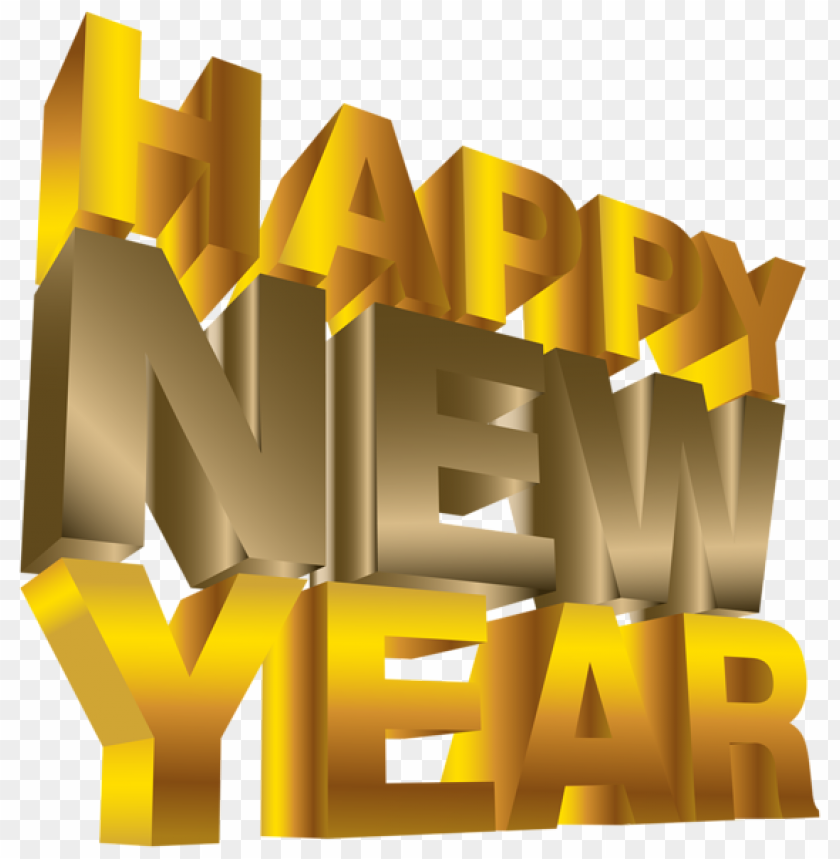 Happy New Year Png Image With Transparent Background Png Free Png Images Happy New Year Png Happy New Year Animation Happy New Year Background