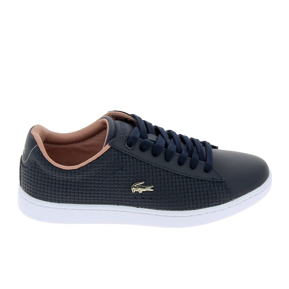 Belle apparence Lacoste CARNABY EVO Baskets basses blanc