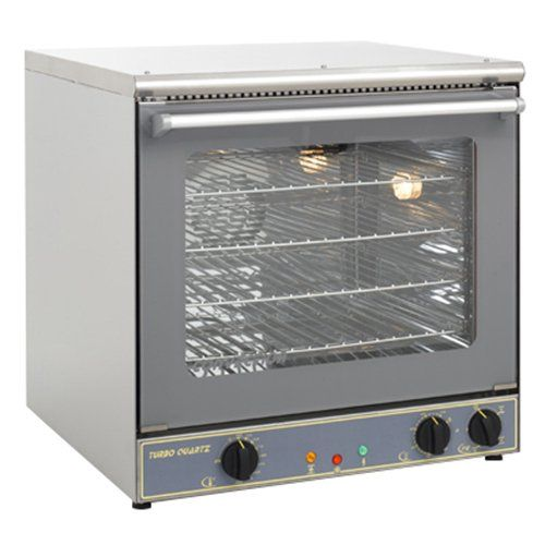 Equipex Fc60g Halfsize Convection Oven 208240 V 33 Kw Stainless