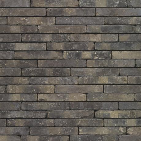 Metropolis | Texture brique, Bardage gris et Brique noire