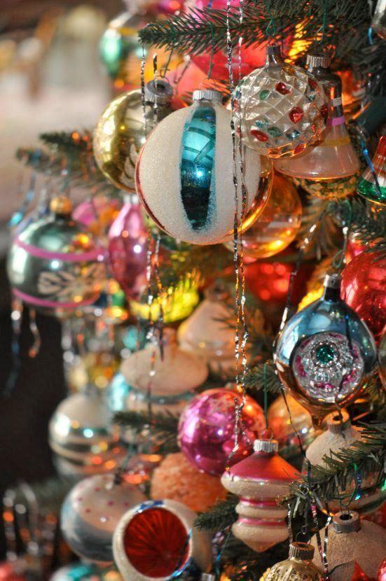 Addobbi Natalizi Vintage.Addobbi Di Natale Di Design I Piu Belli Ornamenti Natalizi Vintage Natale Retro Vacanze Di Natale