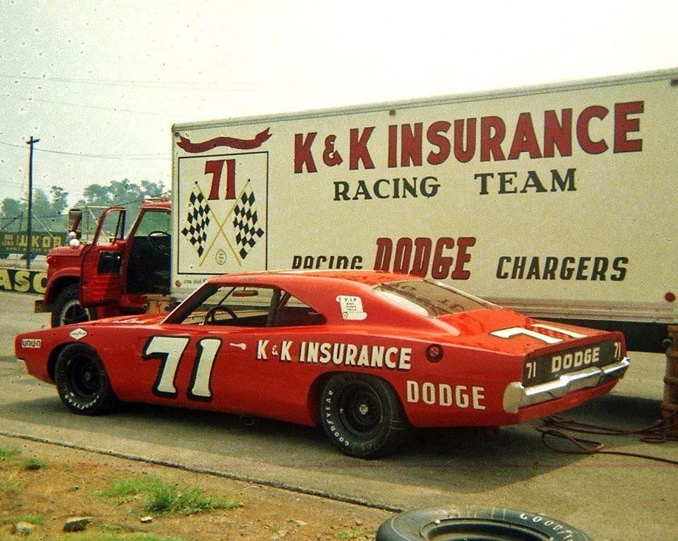 1969 Bobby Isaac K K Dodge Maintenance Restoration Of Old Vintage