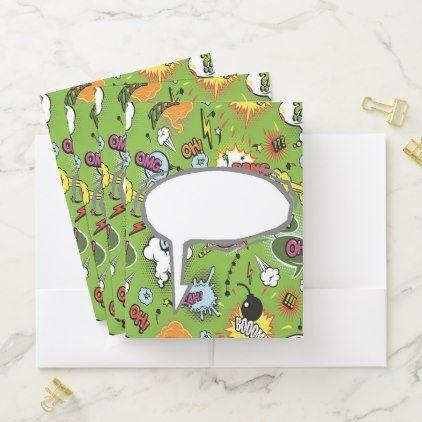 #Expressions Pocket Folder - #giftideas for #kids #babies #children #gifts #giftidea