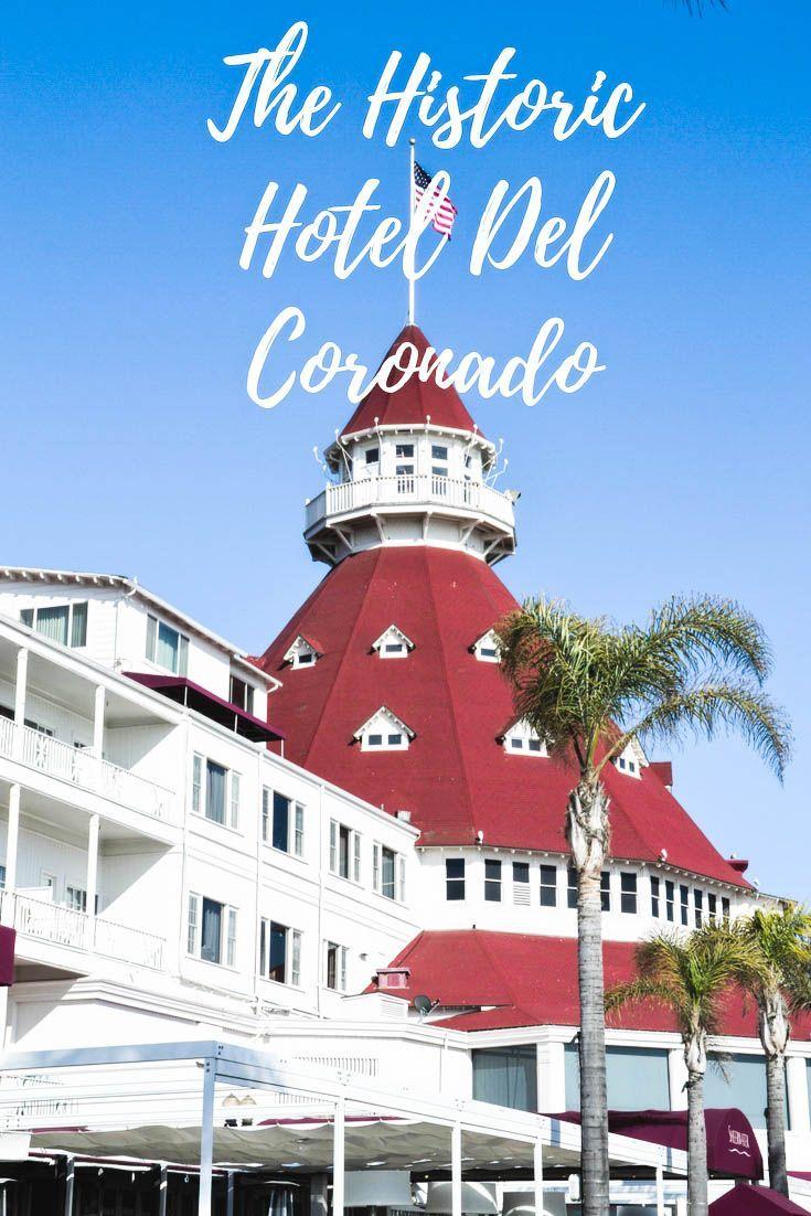 The Historic Hotel Del Coronado