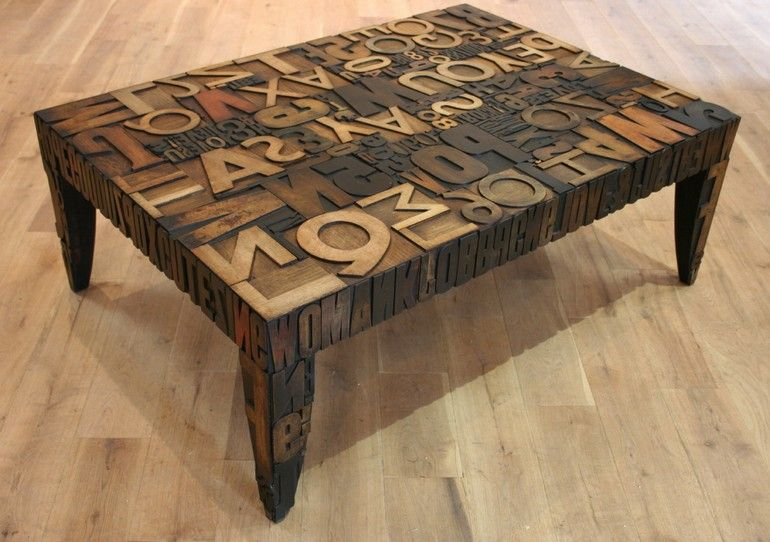 I want this coffee table! - I Want This Coffee Table!!! Funky Furnishings Pinterest