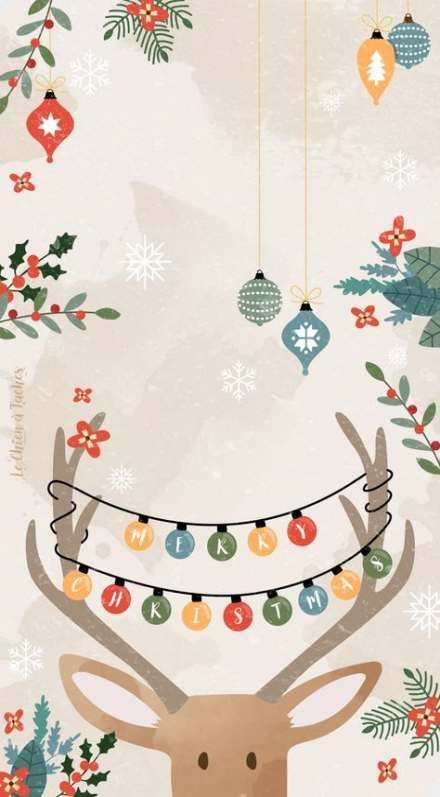 Cute Christmas Wallpapers In 2020 Wallpaper Iphone Christmas Christmas Phone Wallpaper Xmas Wallpaper