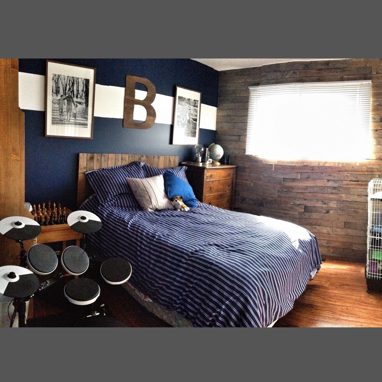 Men's dream bedroom #bedroomideasformen   Young mans ...
