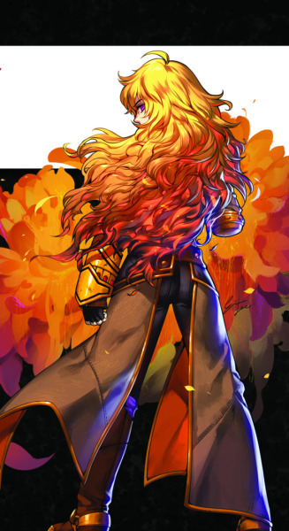 Yang Xiao Long Tumblr Rwby Wallpaper Rwby Rwby Yang