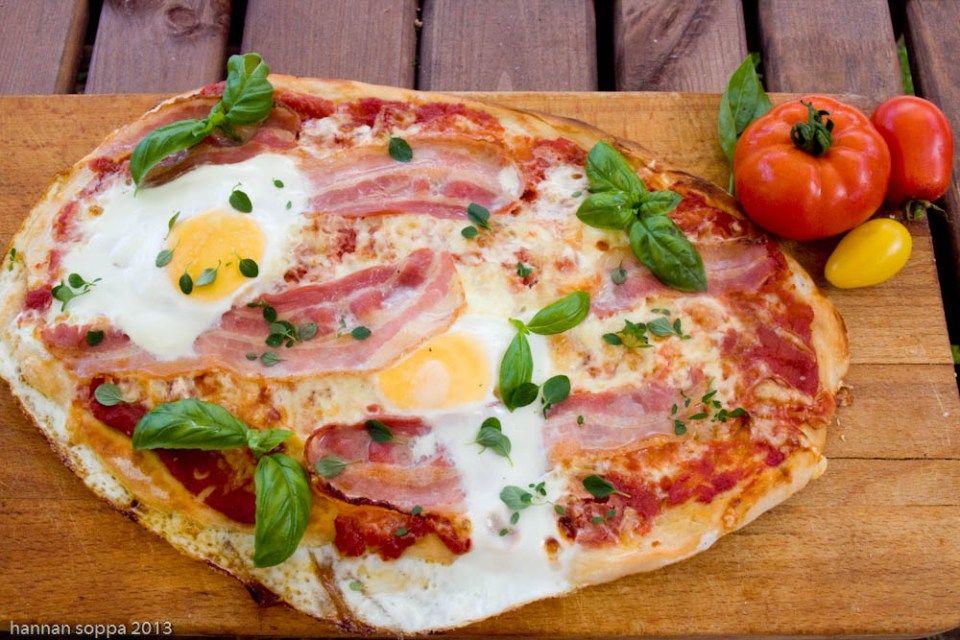 aamiaispizza / Hannan soppa