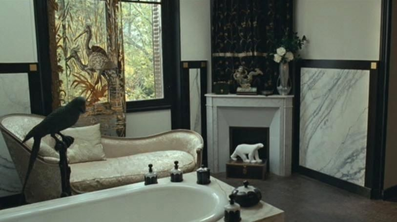 She Moves The Furniture: Film Interiors: Coco Chanel & Igor