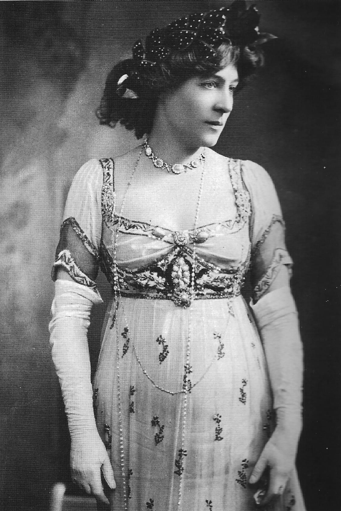 Lily Langtry.